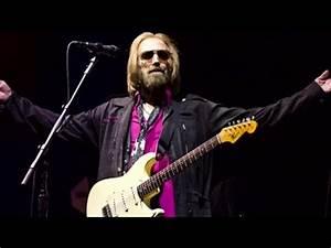Rock legend Tom Petty dead at 66 - YouTube