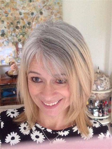 Best 25 Permanent Silver Hair Dye Ideas On Pinterest