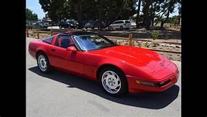 Sold 1991 Chevrolet Corvette Zr1 Fopr Sale By Corvette