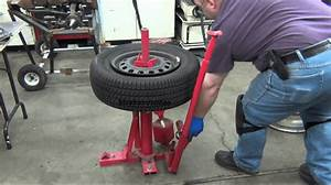 How To Use A Hf Tire Changer To Avoid Damaging Your Tires