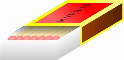 Match Box Matchbox Clip Clipart Matches Cliparts