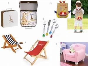 Idée Cadeau 1 An : exemple idee cadeau original bebe 1 an ~ Teatrodelosmanantiales.com Idées de Décoration