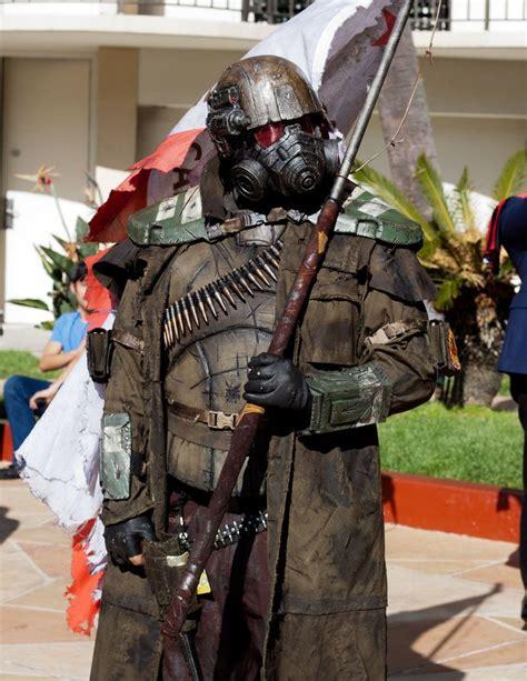 Fallout New Vegas Ncr Veteran Ranger Cosplay Shot By
