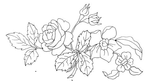 canaper noir et blanc lys tribal tatouages dessin fleur expoimages com chainimage