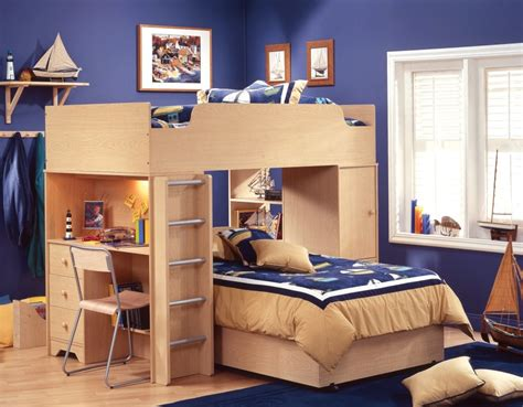 desk for boys room bedroom beautiful bunk bed with desk and chair for kids