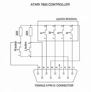 Diy Atari 7800 Stick Guide  - Atari 7800