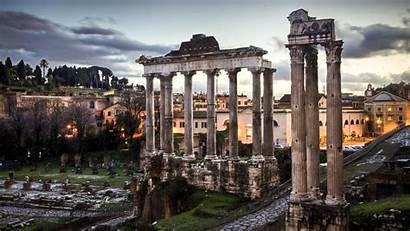 Rome Ancient Desktop Wallpapers Backgrounds Colosseum Wallpapertag