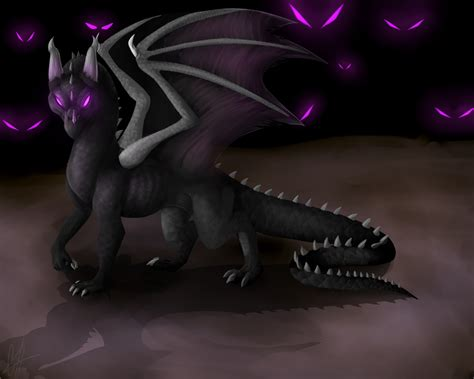 Ender Dragon By Xtechnologiic