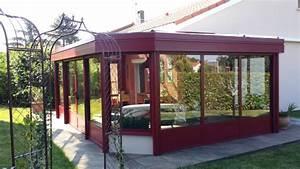 Profilé Aluminium Pour Veranda Vente Particulier : veranda et couleurs varialu menuiserie ~ Melissatoandfro.com Idées de Décoration
