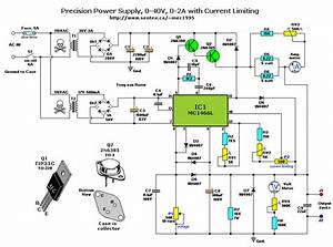 Precision Power Supply  0