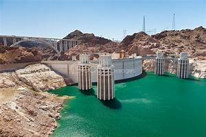 Stock Photos Hoover Dam and Lake Mead, USA - Stock ...