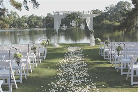 Luxury Wedding Places Outdoors