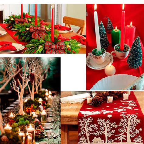 Christmas Table Decorations Photograph 15 Jpg