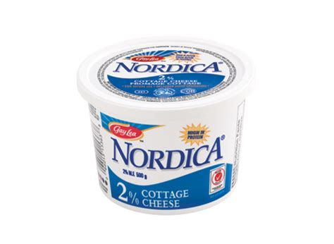 lactose in cottage cheese cottage cheese 2 nordica dairy goodness