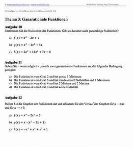 Nullstellen Berechnen Ganzrationale Funktionen : gtr grafikrechner bedienung ganzrationale funktionen ~ Themetempest.com Abrechnung