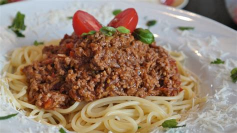 cuisine spaghetti food that isn 39 t actually from italy bon vivant