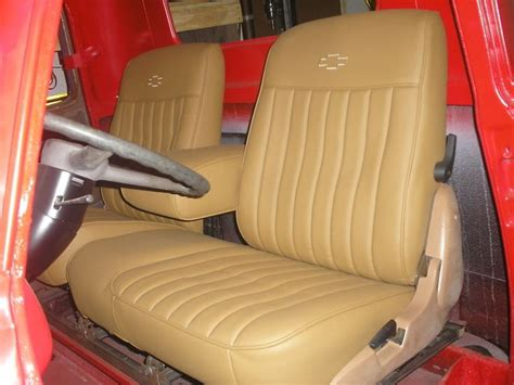 Custom Bench Seat For Hot / Street Rod