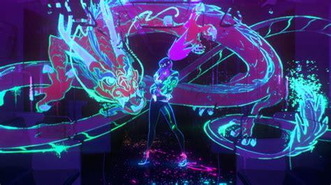 'league Of Legends' Players Can Now Get Akali's Neon K/da