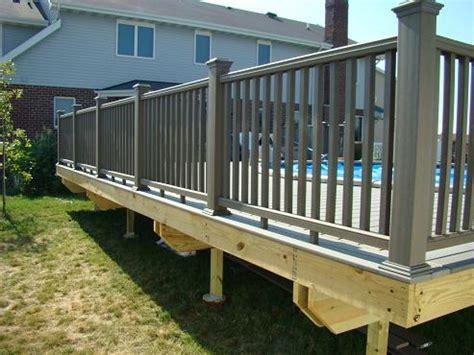 pool deck railing deck builders deck builders hobart