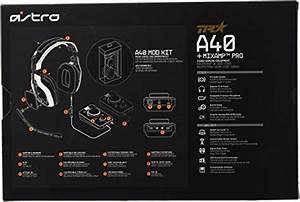 Astro Gaming A40 Tr Headset   Mixamp Pro Tr For