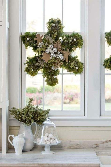 Weihnachtsdeko Fenster Natur by Weihnachtsdeko Fenster 30 Hervorragende Fensterdeko