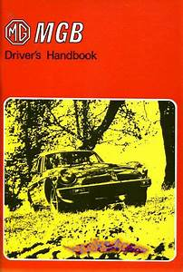 Mgb 1975 Owners Manual Mg Owner U0026 39 S Drivers Guide Book