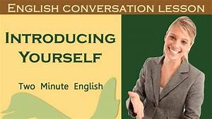 How to Introduce Yourself in English images