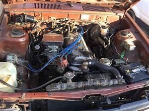 1981 Toyota Corolla Wagon Te72