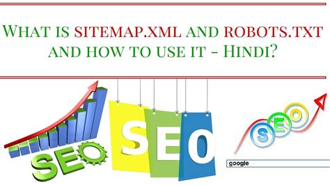 What Sitemap Xml Robots Txt How Use
