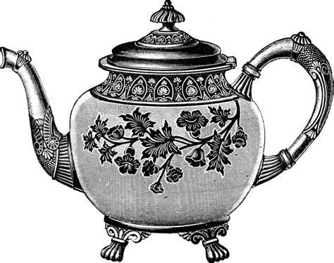 Free Teapot Clip Art Pictures