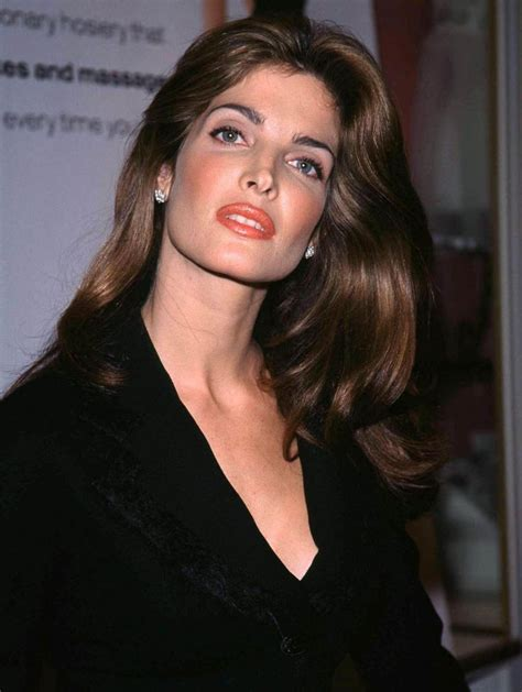 Best Images About Stephanie Seymour Pinterest