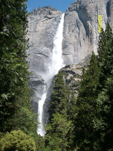 Yosemite National Park Wonders Mountain Hiking