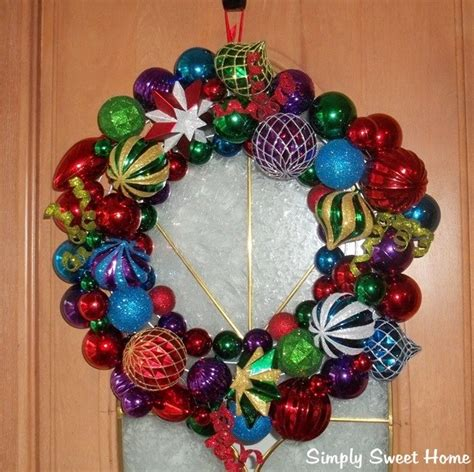 cvs pharmacy christmas decorations ornament wreath giveaway from cvs pharmacy simply sweet home