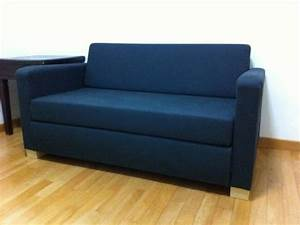 Super budget sofas ikea knopparp klobo and solsta review for Solsta sofa bed