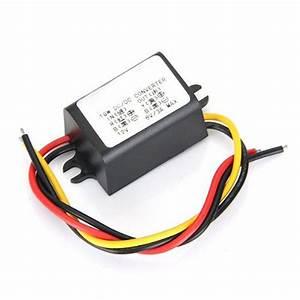 Dc 12v To 6v 3a Step Down Power Output Adapter Converter