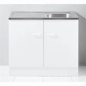 Meuble Sous Evier Ikea : meuble sous evier castorama 16361440 evier ceramique pas cher evier sous plan granit meuble ~ Preciouscoupons.com Idées de Décoration