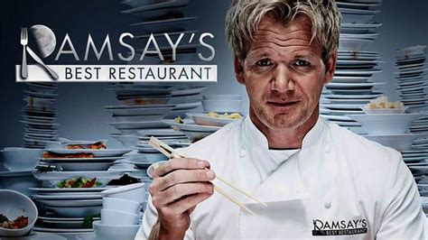 cuisine de gordon ramsay america 39 s best restaurant gordon ramsay teams up with