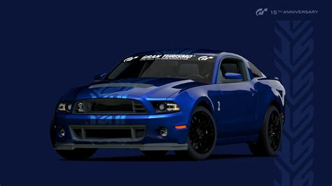 Gt6 15th Ae Ford Mustang Shelby Gt500 13 By M2m