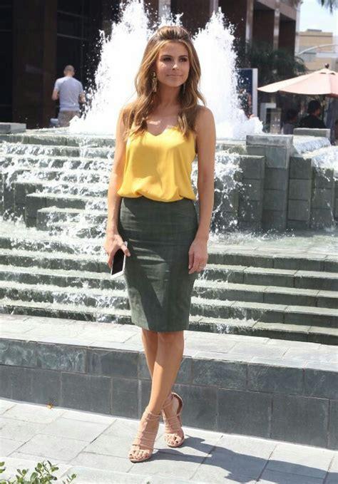Maria Menounos | Clothes, Maria menounos style, Maria menounos