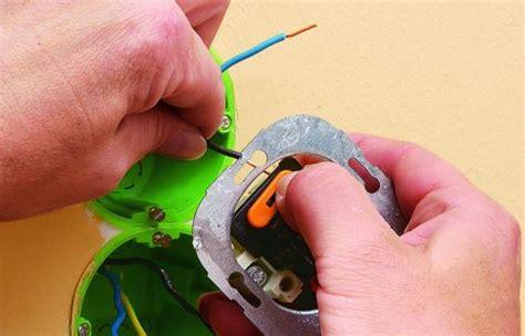 dimmer einbauen elektro leuchten selbstde
