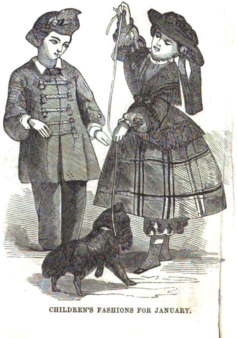 century historical tidbits  fashion clothing