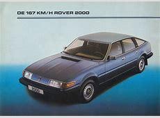 1980 Rover 20003500
