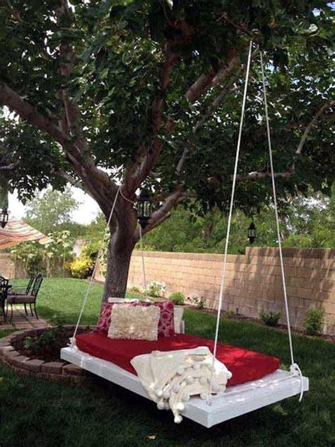 diy tree swing ideas   family time