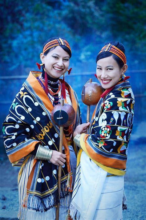 nagaland traditional attires images  pinterest