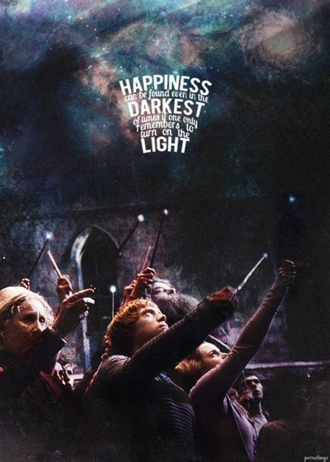 Dumbledore Light Quote by Harry Potter Quotes Dumbledore Turn On The Light Quotesgram