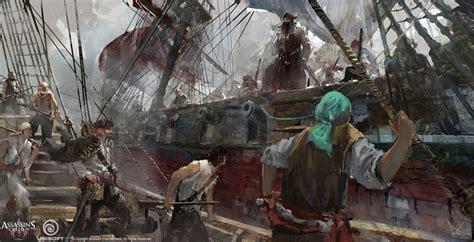 Image Assassins Creed Iv Black Flag Concept Art 8 By
