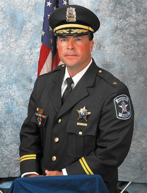Bartlett Chief of Police Williams to retire in January ...