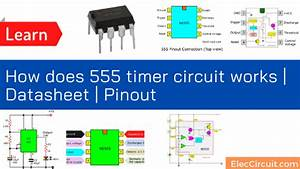 Simple 555 Countdown Timer Circuit With Alarm