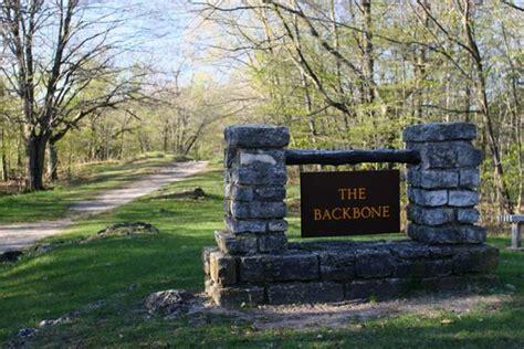 campground details backbone state park ia iowa state