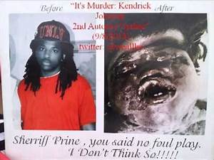 """""""Lowndes County Sheriff Dept. Responds To Kendrick Johnson ..."""